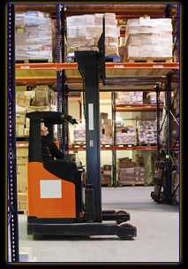 Maryland Warehouse, Narrow Aisle, Propane Forklifts, Baltimore, county, Delaware, Virginia, DC